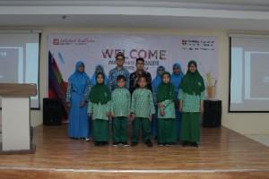 American Math Olympiad (AMO) 2018 of Batam, Indonesia!