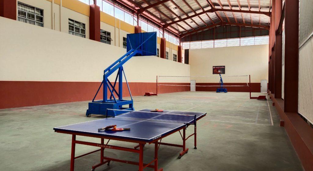 Gedung Olahraga