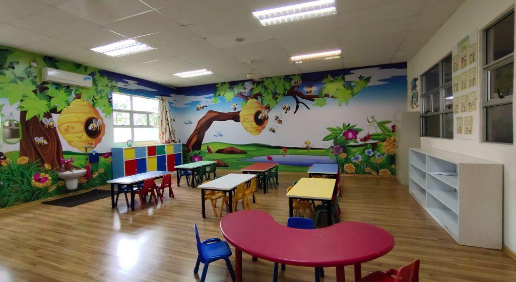 Kelas Kindergarten